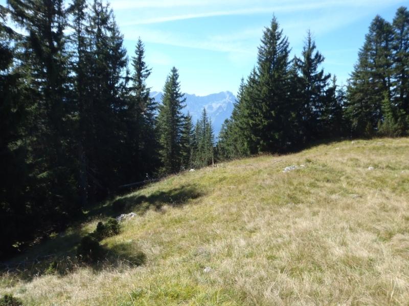 Durchqureung des Estergebirges mit DAV SR