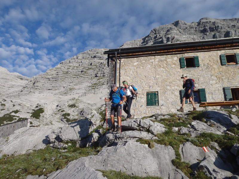 Die Schmidt Zabirow Hütte