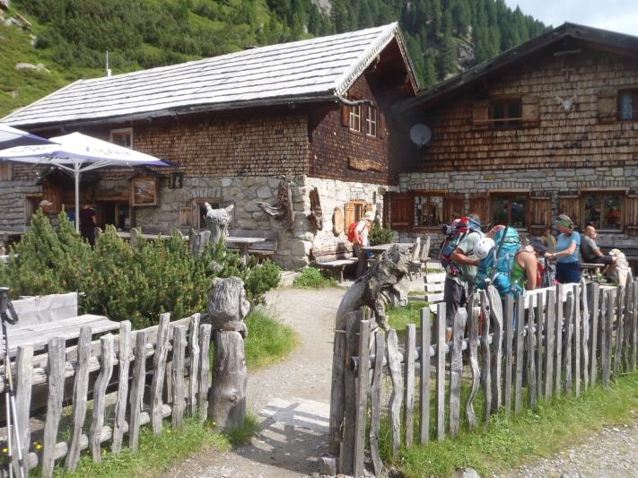 Bergtour Stubai 2018