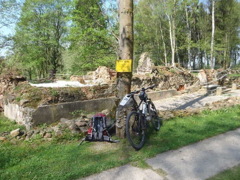 Ausgrabung der verschwunden Dörfer bei Untergrafenried