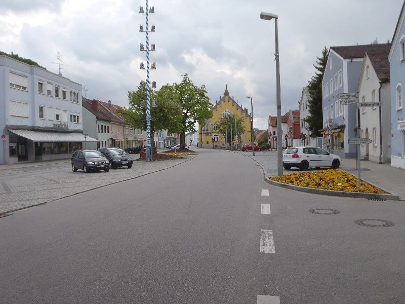 Rathaus Bogen