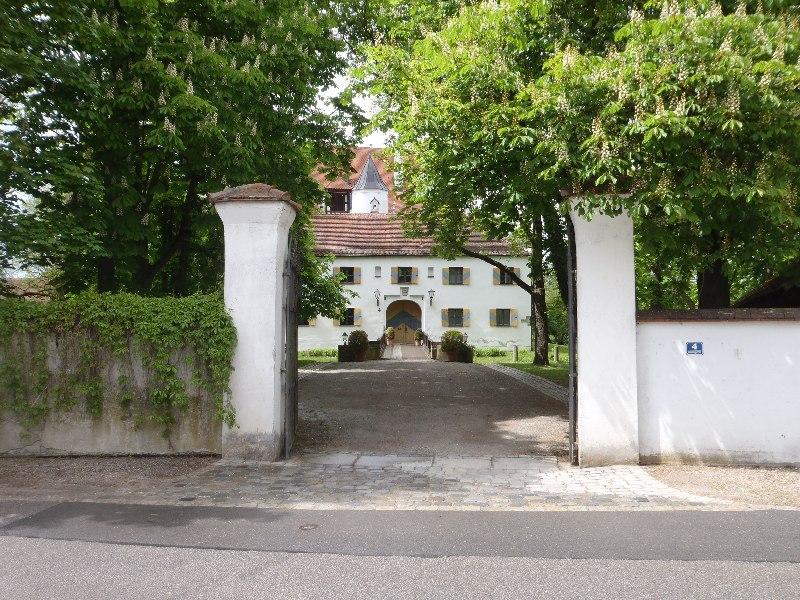 Das Schloß zu Schambach