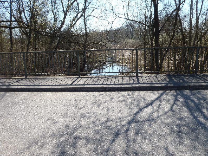 Brücke bei Irling