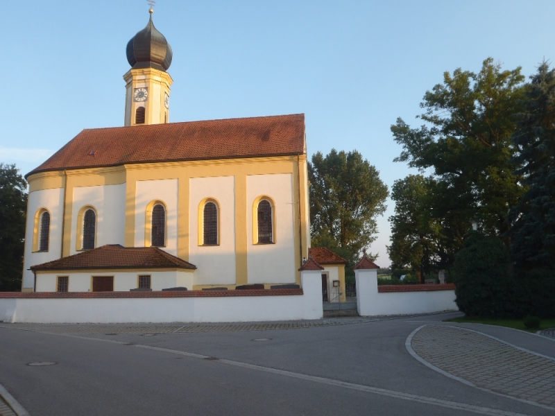 Kirche in Pönning