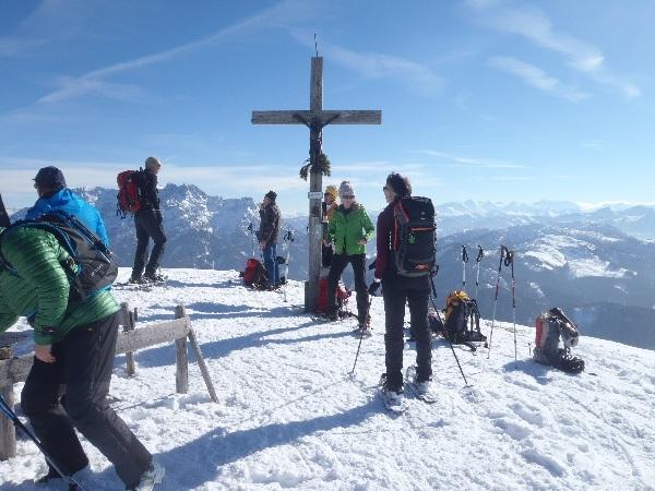 Fellhorn Gipfel 1765 m