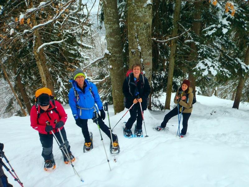 Schneschuhtour Notkarspitze 04.02.18