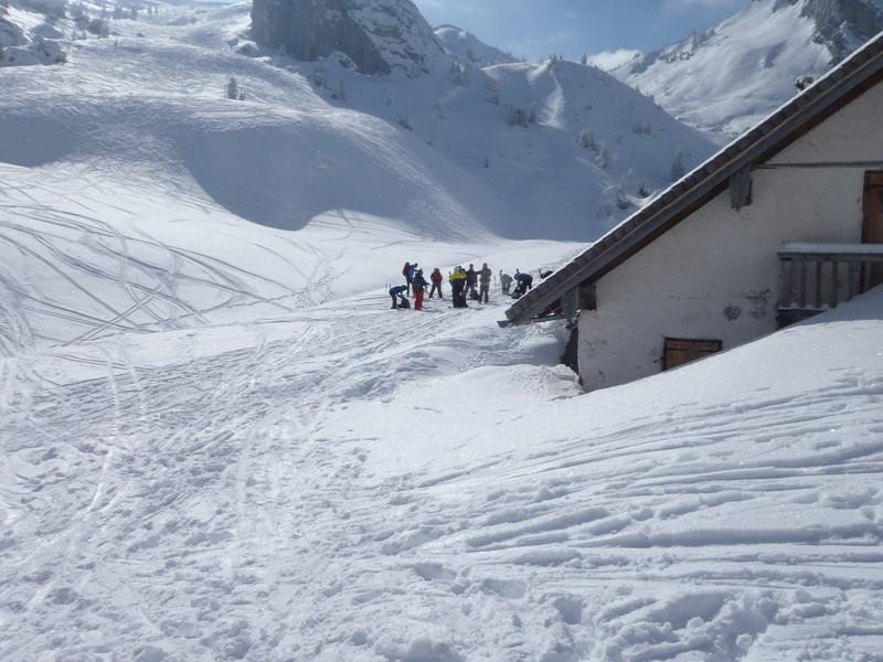Skitour Rotwandreim 25.02.18