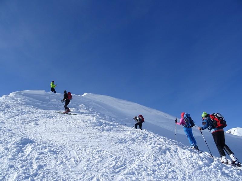 Gipfel des Spirzinger