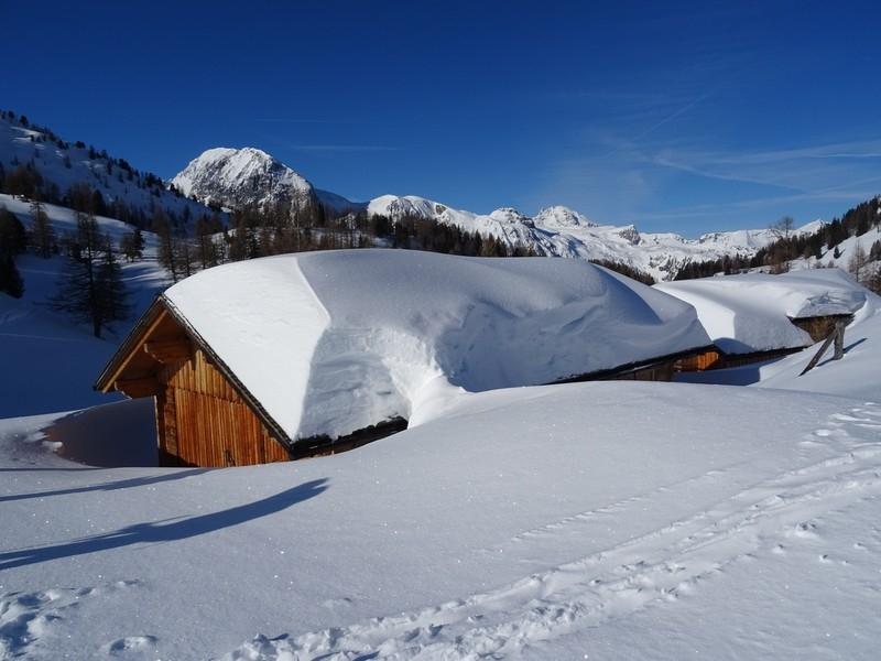 An der Südwiener Hütte