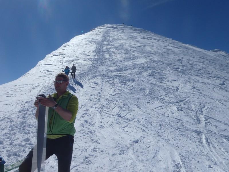 Gipfel Pleisslingkeil